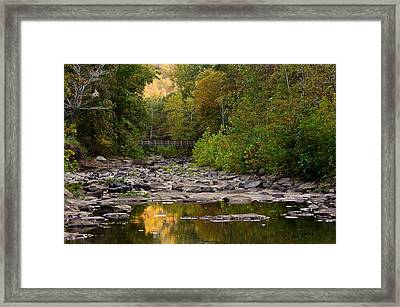 Away From It All Framed Print by Gregory Ballos