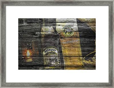 Ayinger Framed Print by Joe Hamilton