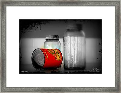 Aylmer Tomatoes Daysofold II Framed Print by Guy Hoffman