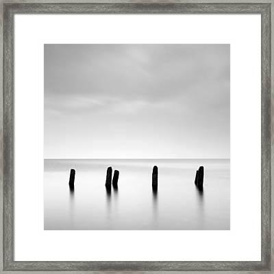 Ayrshire Coast Framed Print by Grant Glendinning