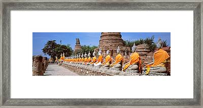 Ayutthaya Thailand Framed Print by Panoramic Images