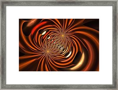 Azeban Framed Print by Doug Morgan