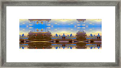 B-427 Sunshine Sectional Sub Framed Print by Wendy J St Christopher