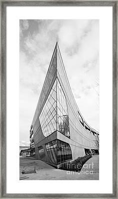 B Sharp Framed Print by Chris Dutton