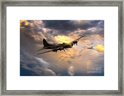 B17 Art  Framed Print