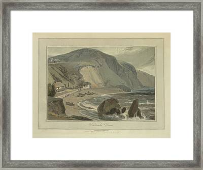 Babicombe Framed Print