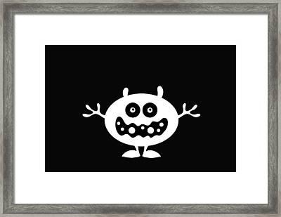 Baby Boo Framed Print