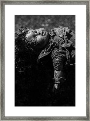 Framed Print featuring the photograph Baby Mine by Rebecca Sherman