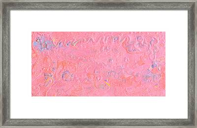 Baby's Breath Framed Print