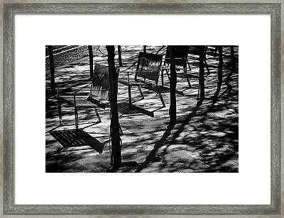 Back In Emerald City..... Framed Print by Russell Styles