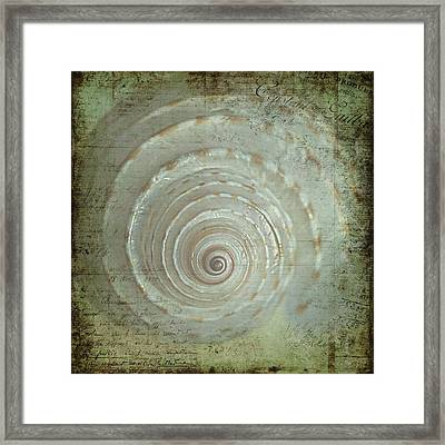 Back In Time Framed Print by Shirley Sirois