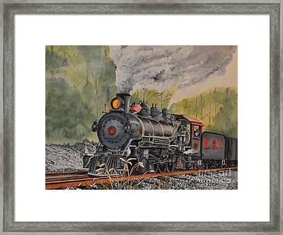 Back Of The Yard 15 Framed Print