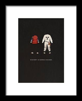 Body Framed Prints