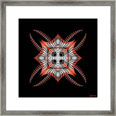 Bad Decision New Start 7 Framed Print