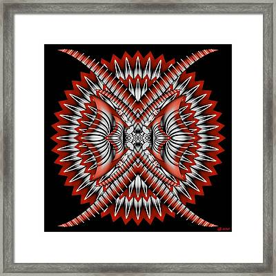 Bad Decisions New Start 3 Framed Print by Brian Johnson