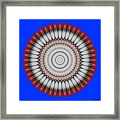 Bad Decisions New Start 4 Framed Print