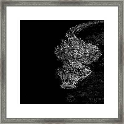 Bad Dream Framed Print