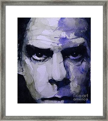 Bad Seed Framed Print by Paul Lovering