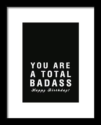 Birthday Framed Prints