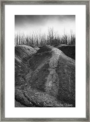 Badlands 2 Framed Print