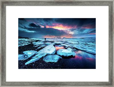 Badlands IIi Framed Print
