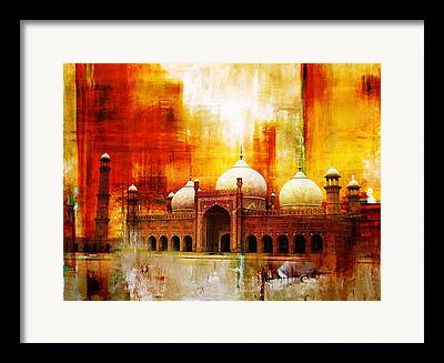 Harrappa Framed Prints