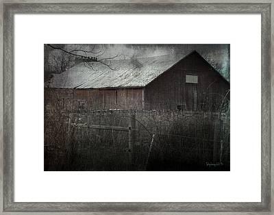 Bahn Framed Print by Cynthia Lassiter