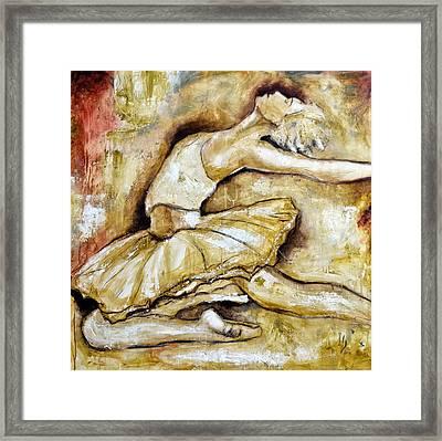 Bailarina Framed Print