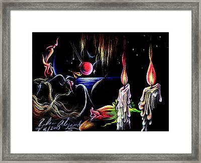 Baladas Framed Print