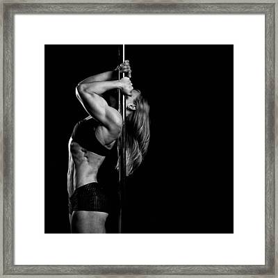 Balance Of Power 2012 Poise Framed Print