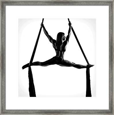 Balance Of Power 2012 Series 13 High And Wide Framed Print