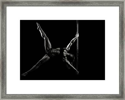 Balance Of Power 2012 Series #5 Framed Print