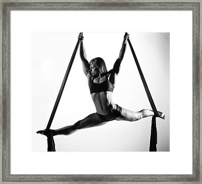 Balance Of Power 2012 Series #6 Framed Print