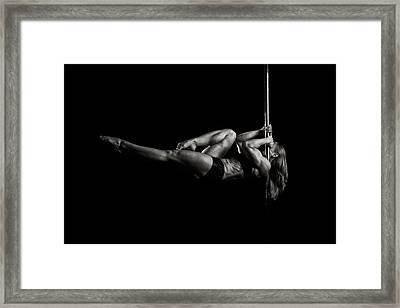 Balance Of Power 2012 Series #9 Intense Framed Print
