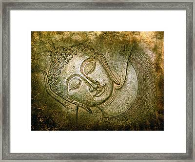 Balance Power Framed Print