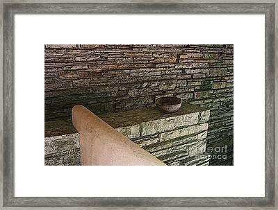 Balance Framed Print by Yvonne Wright