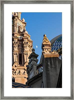 Balboa Park Architecture Series Framed Print