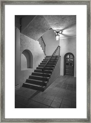 Balboa Park Entry Framed Print