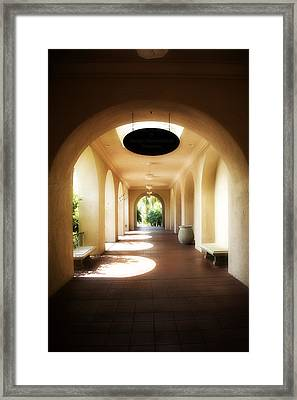Balboa Park  Framed Print by Hugh Smith