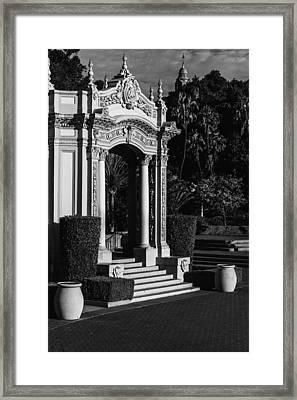 Balboa Park Framed Print by Joseph Smith