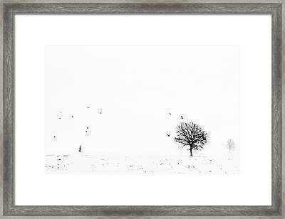Ballade Ardennaise Framed Print
