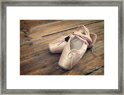 Ballerina Framed Print by Delphimages Photo Creations
