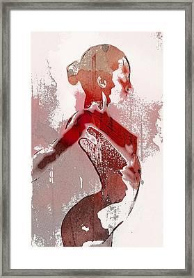 Ballerina Dreams Framed Print by Steve K