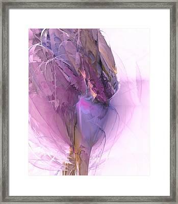 Ballerina - Marucii Framed Print