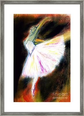 Ballet Framed Print by Michael Cross