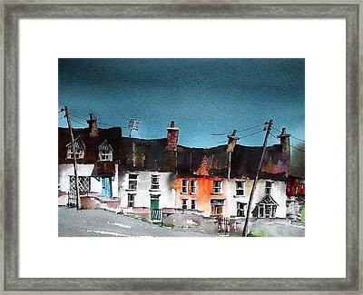 Ballinaclash Wicklow Ireland Framed Print