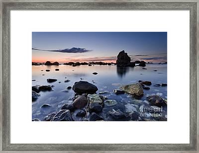Ballintoy Framed Print