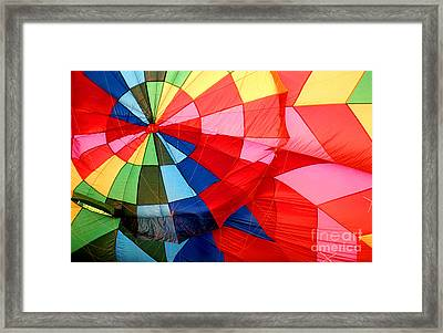 Balloon 1 Framed Print