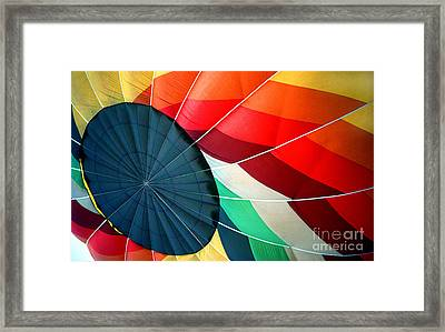 Balloon 10 Framed Print