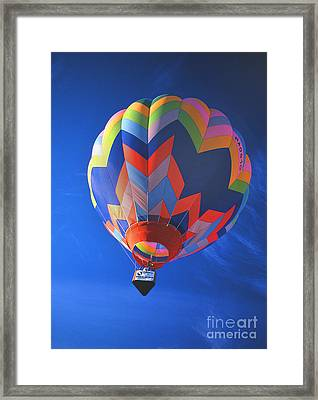 Balloon 12 Framed Print